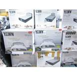 | 10X | YAWN AIR BEDS, MIXED SIZES | UNCHECKED AND BOXED | NO ONLINE RESALE | RRP - |TOTAL LOT RRP -