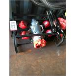 """DISCHARGE MANIFOLD W/ (4) 2-1/2"""" INLET & (1) 5"""" OUTLET (LOCATION: FLEX CONTAINER)"""