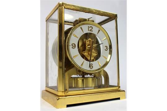 dating lecoultre atmos clock