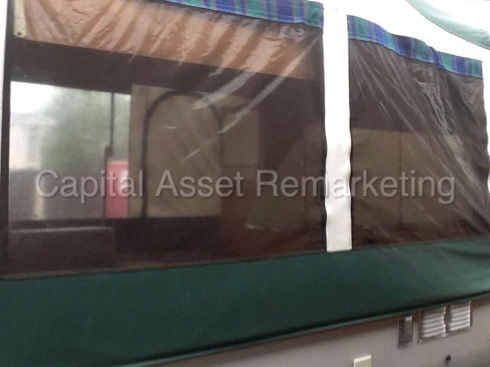 Conway Cruiser 6 Berth Lightweight Trailer Tent Single