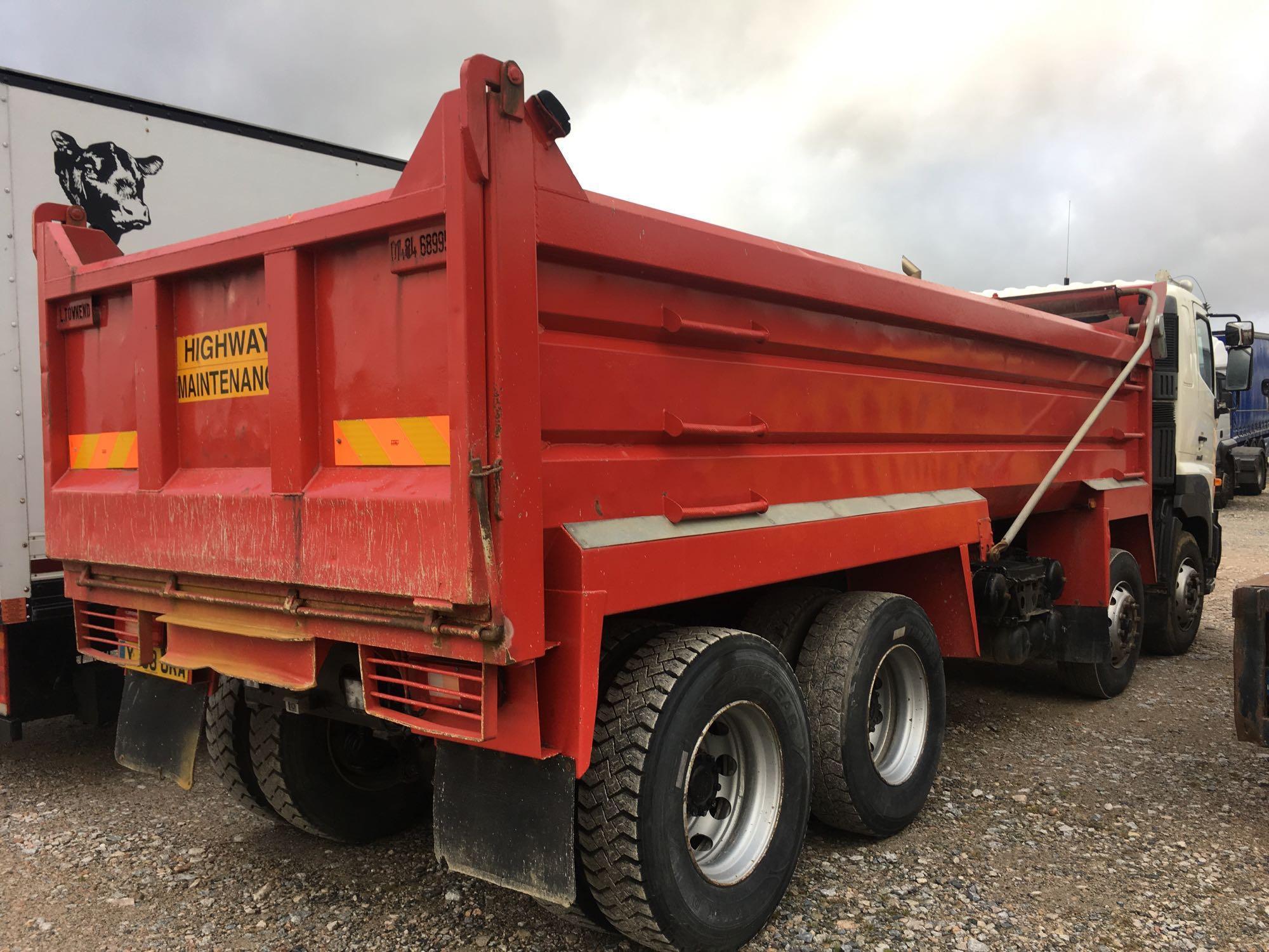 Lot 4035 - Hino 3241- 12913cc 2 Door Truck