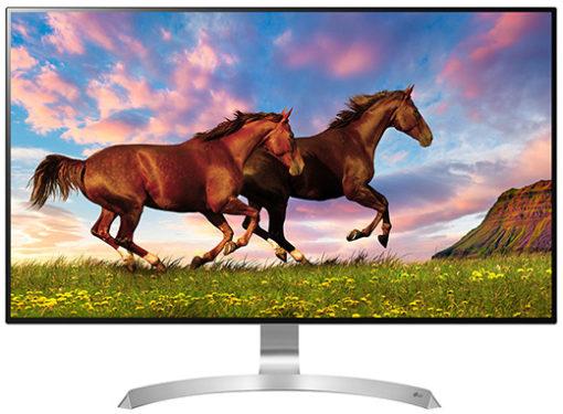 Lot 29907 - V Grade A LG 32 Inch HDR 10 4K ULTRA HD IPS LED MONITOR - 3840 X 2160P - HDMI X 2, DISPLAY PORT, USB