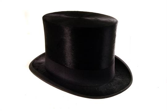 A Christy  39 s  39  of London Imperial black silk top hat f2b386f2c05