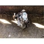 Hydraulic pump, PTO driven