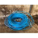 Quantity water pipe