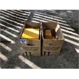 Quantity JCB oil filters