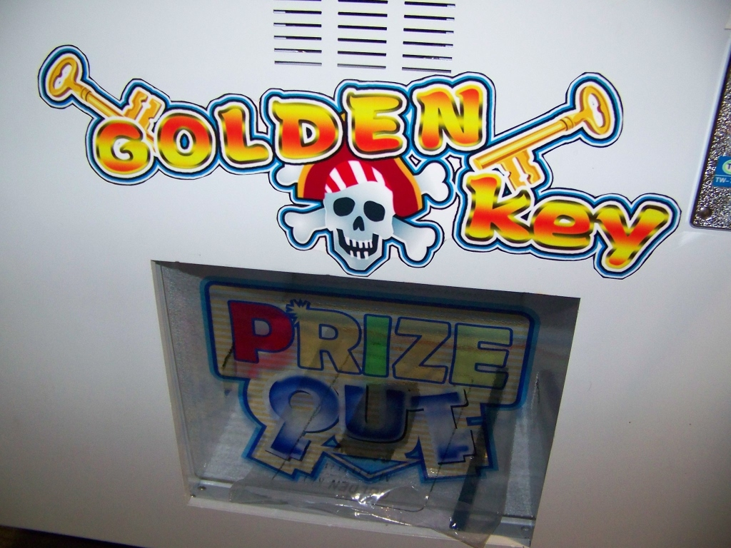 Lot 31 - GOLDEN KEY PRIZE REDEMPTION GAME NEW!
