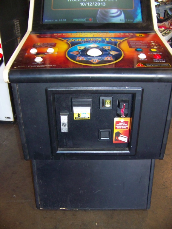 GOLDEN TEE LIVE 2014 GOLF ARCADE GAME I.T. GAMES - Image 2 of 5