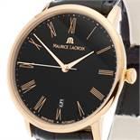 Maurice Lacroix Les Classiques LC6007-PG101-310-1 Men Rose Gold Watch