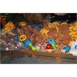 Pallet T0 Contain A Large Assortment Of Items To Include Stacking Foam Bricks, Magnetic Polydrons,