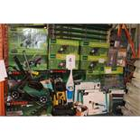 Pallet T0 Contain A Large Assortment Of Items To Include Ferrex 40V Lithium Ion Lawnmowers, Ferrex