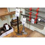 Vernier height gauges