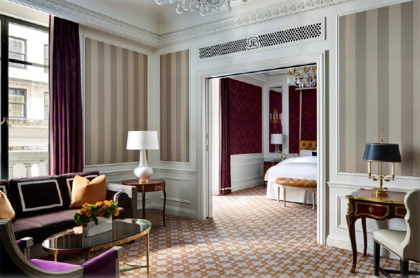 Lot 5 - VACATION EXPERIENCE: St Regis, NYC
