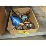 Boxed Lot Miscellaneous Items Location: Elmco Tool 3 Peter Rd Bristol, RI