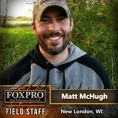 Lot 1 - PREDATOR HUNT W/ MATT MCHUGH, 2-TIME WORLD PREDATOR CALLING CHAMPION