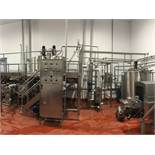 COMPLETE YOGHURT PROCESSING SYSTEM