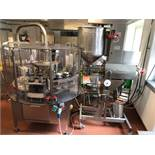 GEI TURBO ROTARY POT FILLING SYSTEM