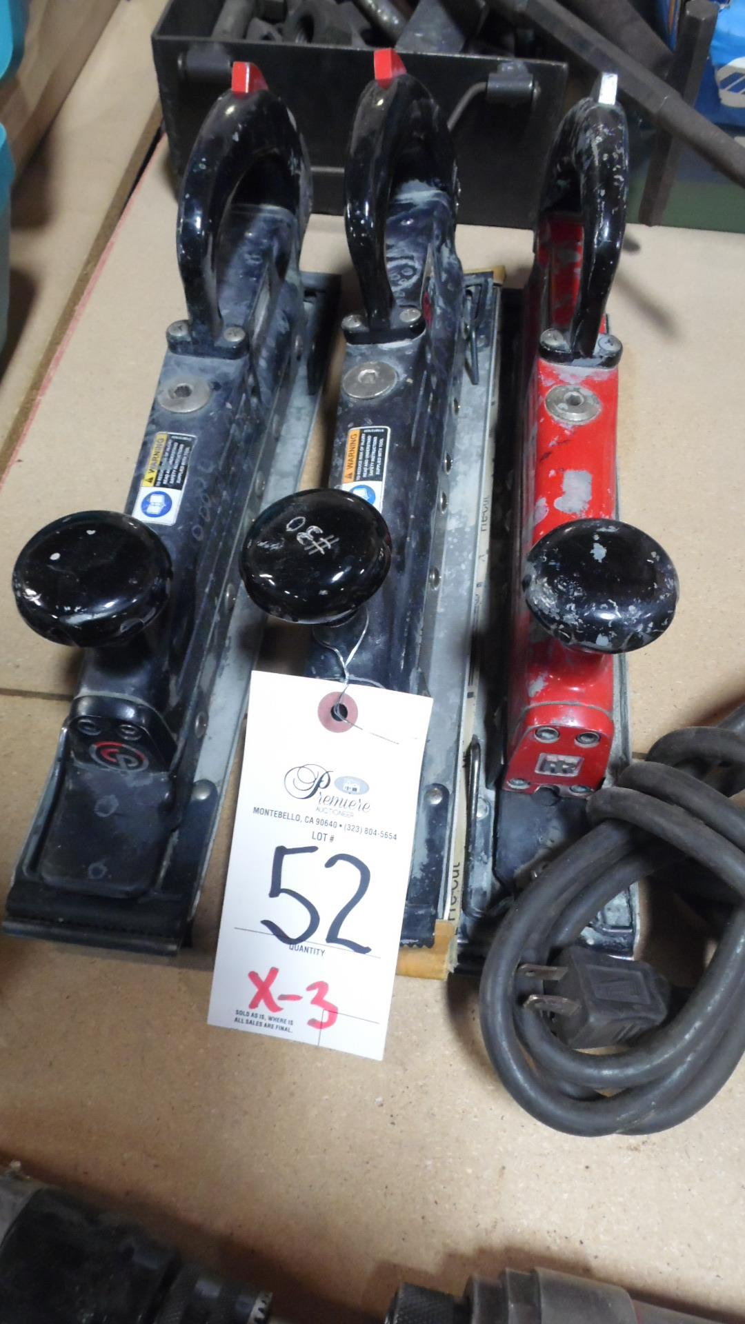 Lot 52 - AIR POWER PLANERS