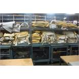 CONTENTS OF RACK, SEAT COVERS, TRIM, WELT