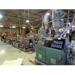PLASTIC EXTRUDING LINE #3, CONSISTING OF LOTS 31-36 [LINES WILL BE OFFERED IN BULK & INDIVIDUALLY,