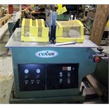 CONAIR MST-6 UPCUT SAW, EATON PLC DURANT DIGITAL COUNTER, S/N: 180362 [SUBJECT TO BULK BID]