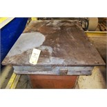 30'' X 36'' STEEL SURFACE PLATE