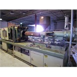 NISSEI FS260S7ANE 260 TON CAPACITY INJECTION MOLDER, WITH 35'' X 35'' PLATEN, 24'' DISTANCE