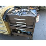 KENNEDY TOOL BOX W/ CONTENTS