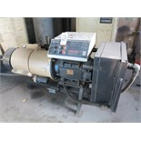 COMPAIR ROTARY SCREW TYPE AIR COMPRESSOR, S/N 128-001314/A (LATE PICKUP 3-30-18)