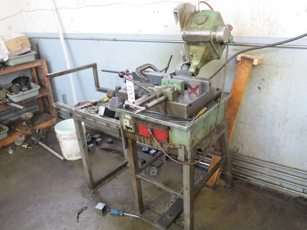 CUT-OFF SAW, S/N 8772118 - Image 2 of 2