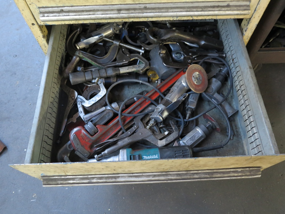 TOOL BOX W/ CONTENTS - Image 7 of 7