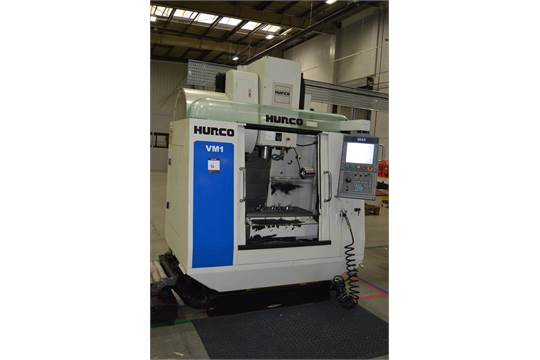Hurco, VM1, CNC Vertical Machining Centre, Serial Number: VM1