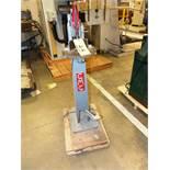 CMC Heavy-Duty Round Cornering Machine, Floor Model