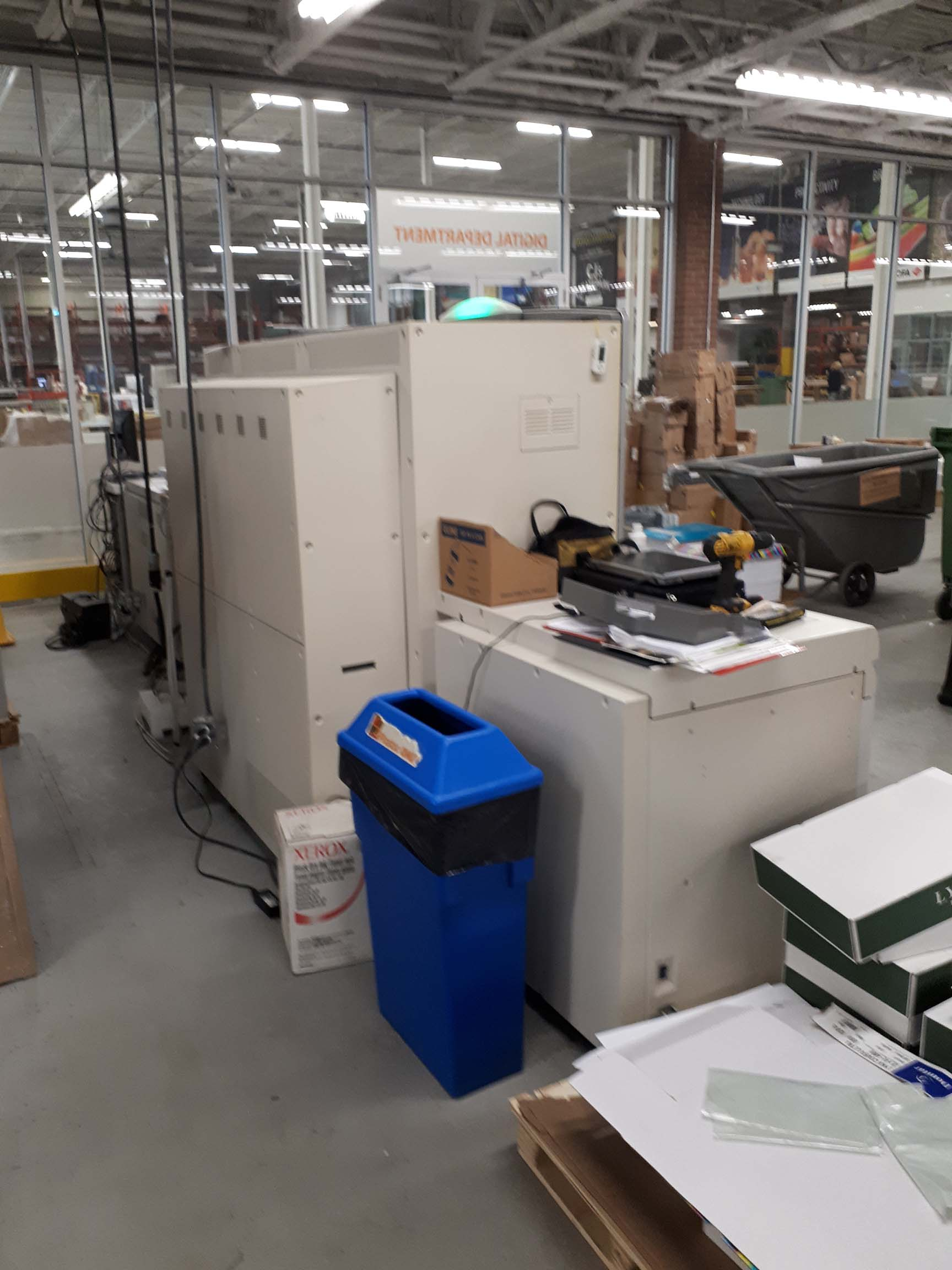 Lot 2A - FUJI XEROX COLOR 1000 PRESS - (Refurbished by Xerox (9) Months Ago)