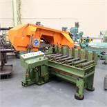 Kasto Type PBA 320/460 U Horizontal Bandsaw. Capacity 460mm x 200mm.