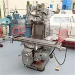"Kearney & Trecker Type 205 C-12 Universal Milling Machine. Table 52"" x 12""."