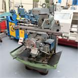 Ajax Horizontal Milling Machine