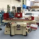 "XYZ Type 1632 Tool Room Surface Grinding Machine. Capacity 32"" x 16"". 32"" x 16"" Magnetic Chuck."