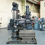 """Archdale 3'6"""" Radial Arm Drill. Radius of Arm 42"""". Spindle Taper No.4 Morse."""