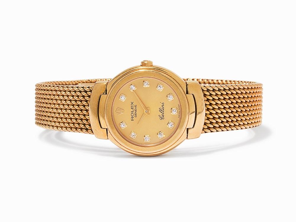 Rolex Cellini Ref 6621 Switzerland C 1990 Rolex