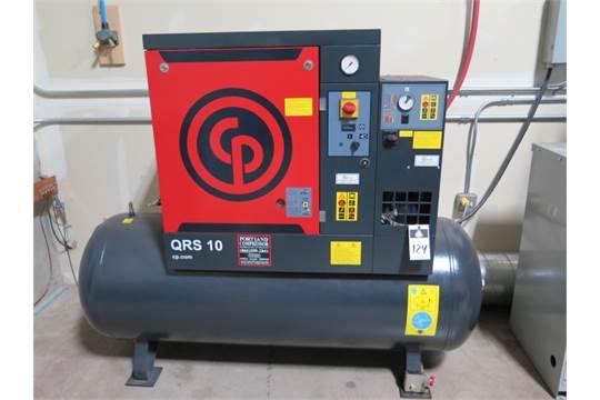 chicago pneumatic compressor catalogue pdf
