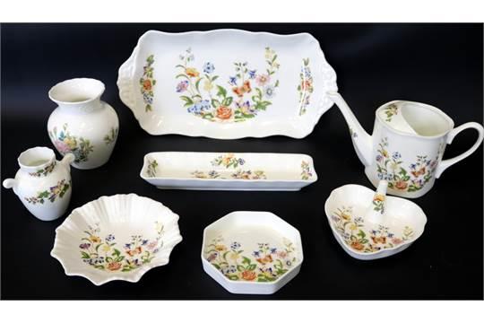 dating aynsley england bone china