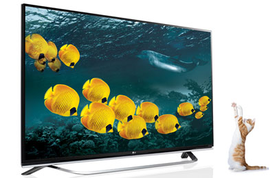 Lot 16049 - V Grade A LG 58 Inch ULTRA HD 4K LED SMART TV WITH FREEVIEW HD & WEBOS 2.0 & WIFI 58UF830V