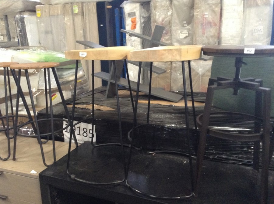 Union Rustic,Hamlin 70cm Bar Stool (Set of 2) - RR