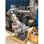 MOTOMAN ROBOT, MODEL YR-UPSON-A00, - LOCATION - MONTREAL, QUEBEC