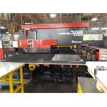 AMADA CNC TURRET PUNCH, MODEL VIPROS 358 KING II, 30 TON, 58 STATION - LOCATION - MONTREAL, QUEBEC