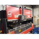 AMADA CNC PRESS BRAKE, MODEL FCB III-8025, 8' X 88 TON - LOCATION - MONTREAL, QUEBEC