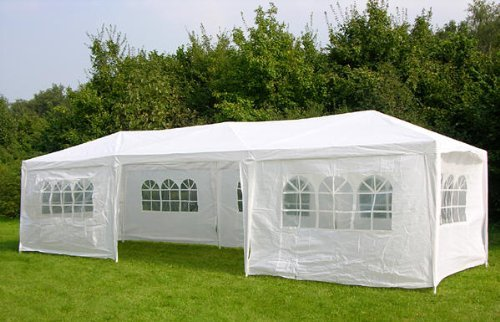 Lot 32103 - V Brand New 3M x 9M Gazebo