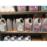 7 x VARIOUS TUBS OF 4.5L OIL TO INCLUDE CARLUBE 15