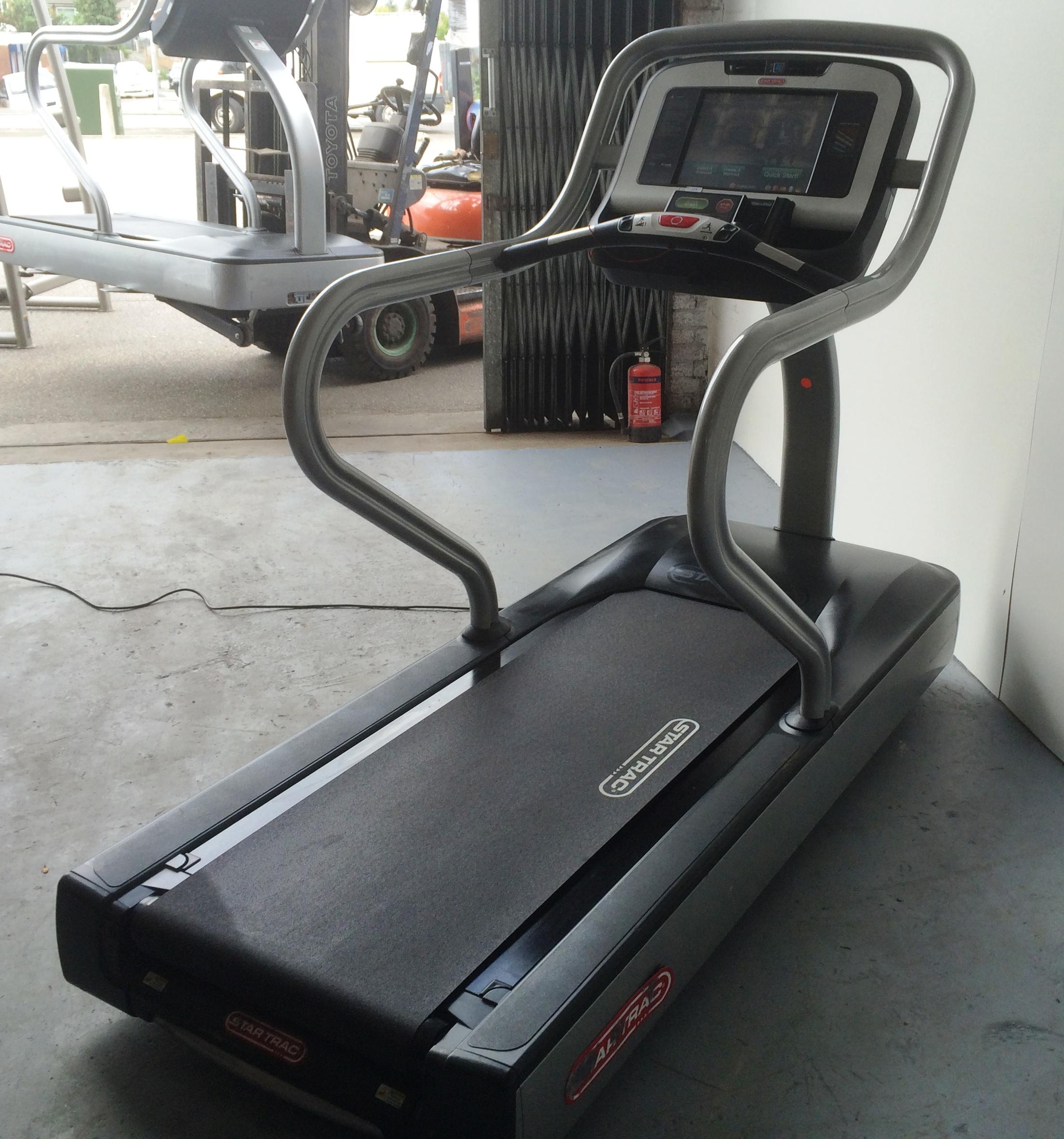 Star Trac Tr901 Treadmill Cost: Make: Star Trac Model: E TRX Series Serial No: TREX0907